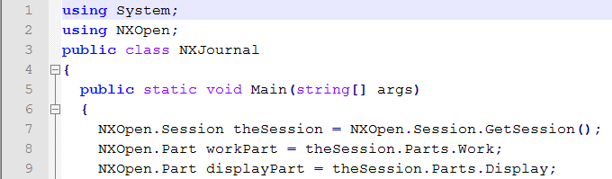 NX Open - Создание атрибута детали